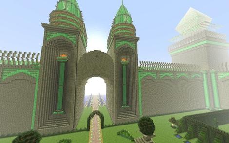 Minecraft PSN Key PS3 EUROPE - gameplay - 9