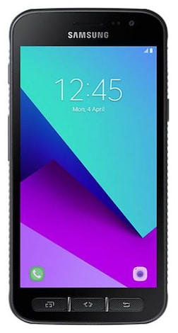 Samsung Galaxy XCover 4 LTE (G390) 16GB Black Android Smartphone
