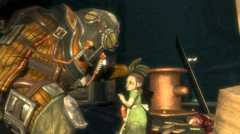 BioShock PSN Key PS3 NORTH AMERICA