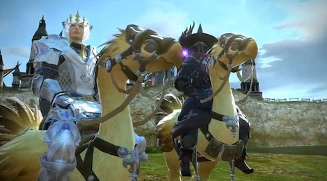 Final Fantasy XIV: A Realm Reborn Time Card 60 Days EUROPE Final Fantasy - screenshot - 3
