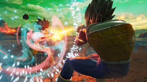 JUMP FORCE Steam Key RU/CIS - gameplay - 3