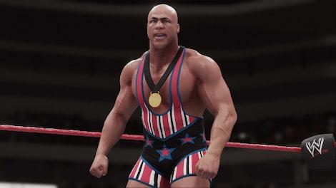 WWE 2K18 - Kurt Angle Pack Steam Key GLOBAL