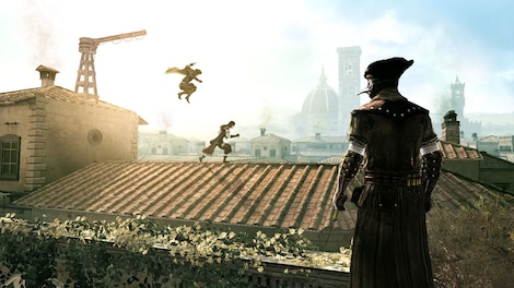 Assassin's Creed: Brotherhood - Deluxe Edition Uplay Key GLOBAL - gameplay - 30