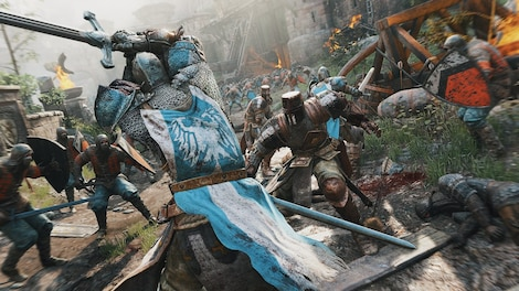 For Honor Uplay Key ROW - gameplay - 7