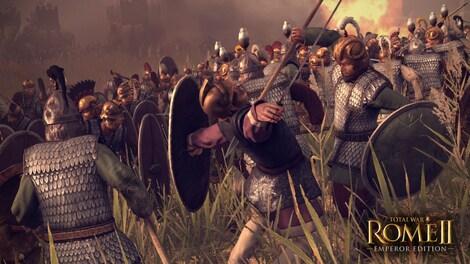 Total War: ROME II - Emperor Edition + 4 DLCs Steam Key GLOBAL - rozgrywka - 5