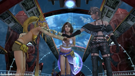 FINAL FANTASY X/X-2 HD Remaster Steam Key GLOBAL - gameplay - 8