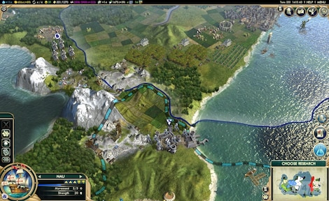 Sid Meier's Civilization V: Brave New World Key Steam EUROPE