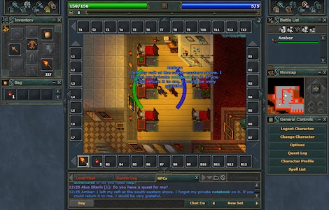 Tibia PACC Premium Time Cipsoft GLOBAL 30 Days Code - screenshot - 9