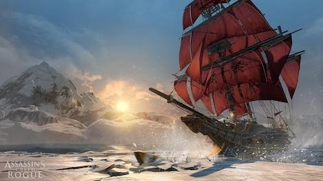 Assassin's Creed Rogue Uplay Key GLOBAL - gameplay - 5