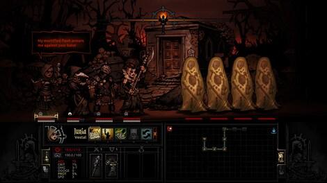 Darkest Dungeon Steam Key GLOBAL - gameplay - 17