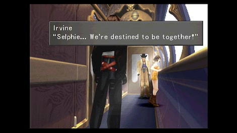 Final Fantasy VIII Steam Key GLOBAL - gameplay - 10