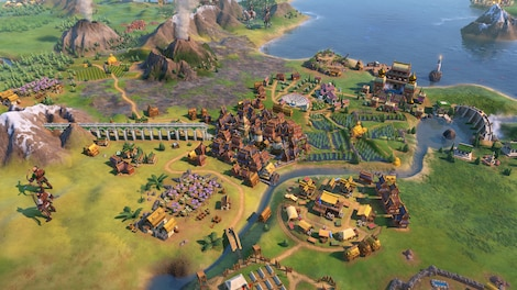 Sid Meier's Civilization VI: Gathering Storm Steam Key RU/CIS - screenshot - 4