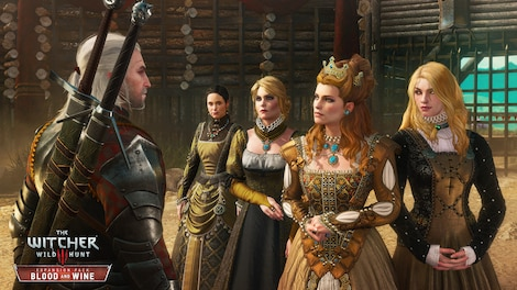 The Witcher 3: Wild Hunt - Blood and Wine Key Steam GLOBAL - captura de tela - 5