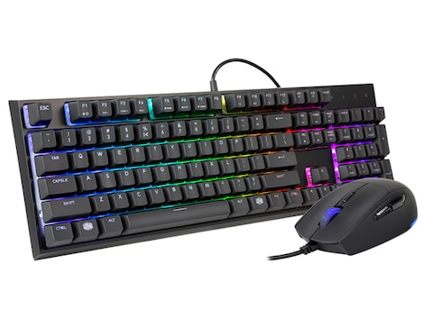 KEYBOARD + MOUSE GAMING COMBO COOLER MASTER MS120