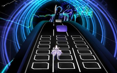 AudioSurf Steam Key GLOBAL - gameplay - 3