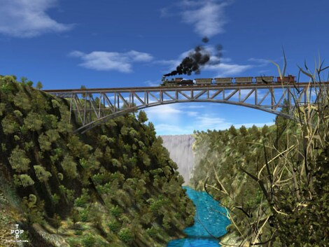 Railroad Tycoon 3 Steam Key GLOBAL - gameplay - 12