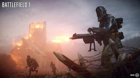 Battlefield 1 Revolution Origin Key PL/RU - gameplay - 9