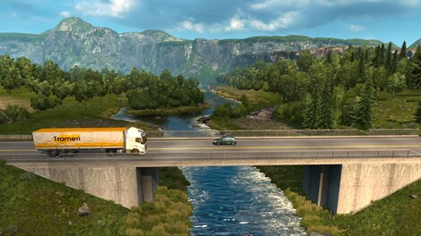 Euro Truck Simulator 2 - Scandinavia Key Steam GLOBAL - screenshot - 15