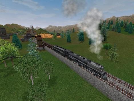 Railroad Tycoon 3 Steam Key GLOBAL - gameplay - 5