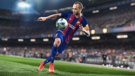Pro Evolution Soccer 2018 Steam Key GLOBAL - gameplay - 3
