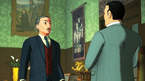 Agatha Christie - The ABC Murders Steam Key GLOBAL - gameplay - 8
