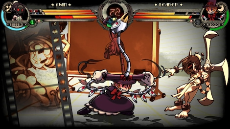 Skullgirls Steam Key GLOBAL