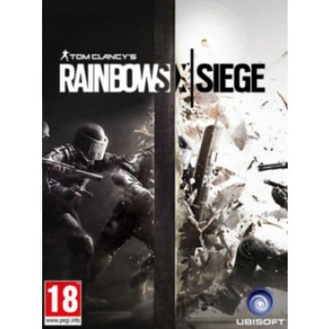 Tom Clancy's R6 Siege - Standard (PC) - Buy Steam Gift Game