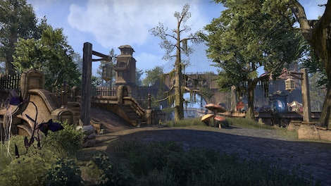 The Elder Scrolls Online: Tamriel Unlimited + Morrowind Upgrade Key The Elder Scrolls Online GLOBAL - screenshot - 4