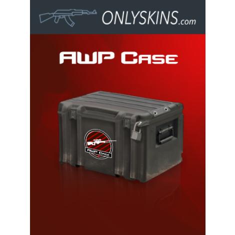 Counter-Strike: Global Offensive RANDOM AWP SKIN Code Onlyskins.com GLOBAL - box