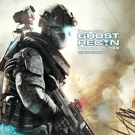 Tom Clancy's Ghost Recon: Future Soldier Deluxe Edition Uplay Key GLOBAL - gameplay - 7