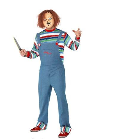 Men's Chucky Costume