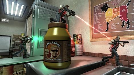 Duke Nukem Forever Steam Key GLOBAL - gameplay - 3
