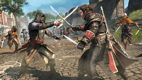 Assassin's Creed Rogue Uplay Key GLOBAL - gameplay - 8