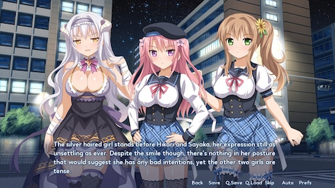 Sakura Angels Steam Key GLOBAL - gameplay - 9