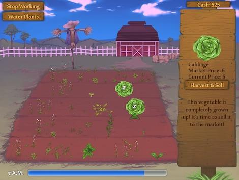 Flower Shop: Summer In Fairbrook Steam Key GLOBAL - gameplay - 13
