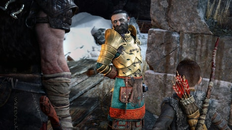 God of War Digital Deluxe Edition PSN Key UNITED KINGDOM - gameplay - 8