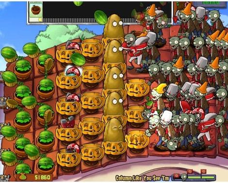 Plants vs. Zombies GOTY Edition Steam Key GLOBAL - gameplay - 3