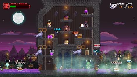 No Heroes Here Steam Key PC GLOBAL - gameplay - 3