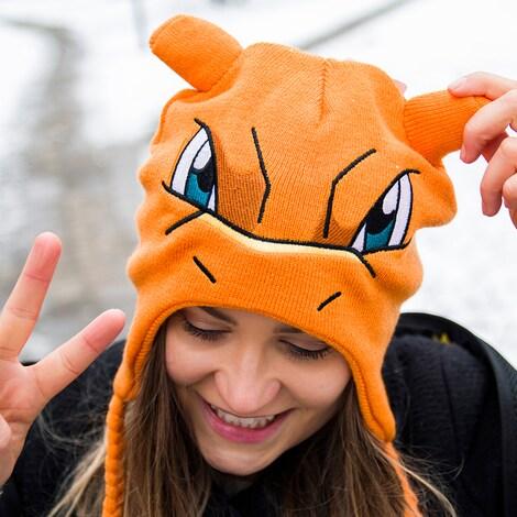 Charizard Ushanka Cap - Pokémon