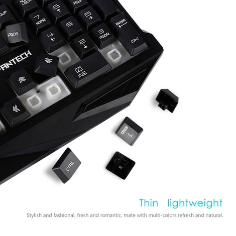 FANTECH K10 Backlight Gaming Professional Keyboard - product photo 3