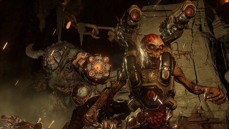 DOOM Steam Key GLOBAL - játék - 12