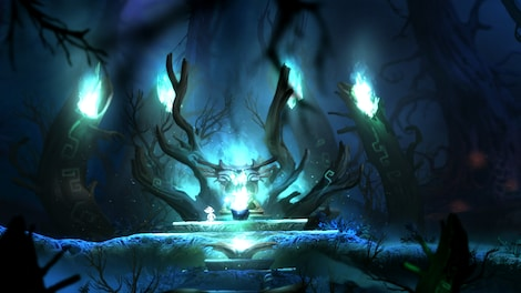 Ori and the Blind Forest Steam Key GLOBAL - gameplay - 19