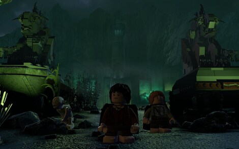 LEGO Lord of the Rings Steam Key GLOBAL - gameplay - 23