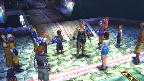 FINAL FANTASY X/X-2 HD Remaster Steam Key GLOBAL - gameplay - 4