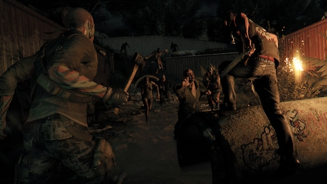 Dying Light: The Following - Enhanced Edition Steam Key GLOBAL - gameplay - 11