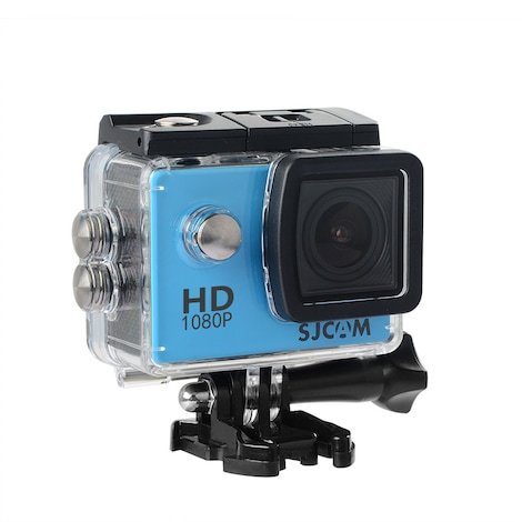 SJCAM SJ4000 12MP Action Camera Underwater Camera Sport Camcorder Blue