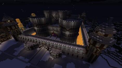 Minecraft PSN Key PS3 EUROPE - gameplay - 3