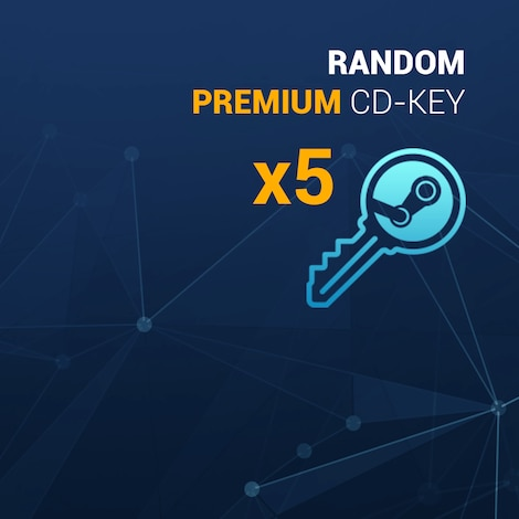 Random PREMIUM Steam Key GLOBAL 5 Keys - Screenshot - 2