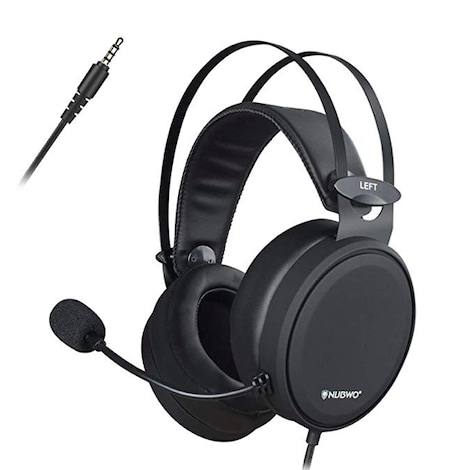 NUBWO Gaming headsets - Wired PC / XBOX/ PS4 Gaming Headphones with Noise Canceling Mic