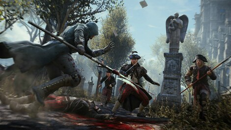 Assassin's Creed Unity Season Pass Uplay Key GLOBAL - screenshot - 7